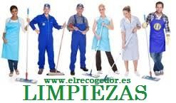 limpieza de pisos después de una obra
