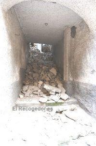 limpieza de obra y recogida de escombros