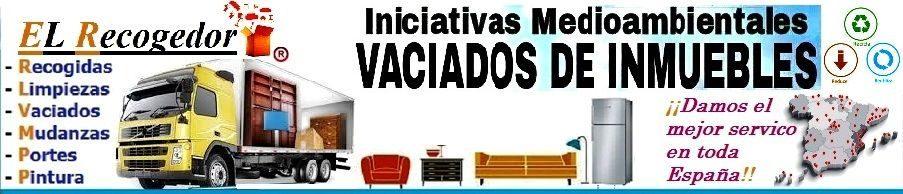 recogida de muebles y vaciado de pisos - el recogedor - centro reto